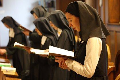 Sisters in the choir
